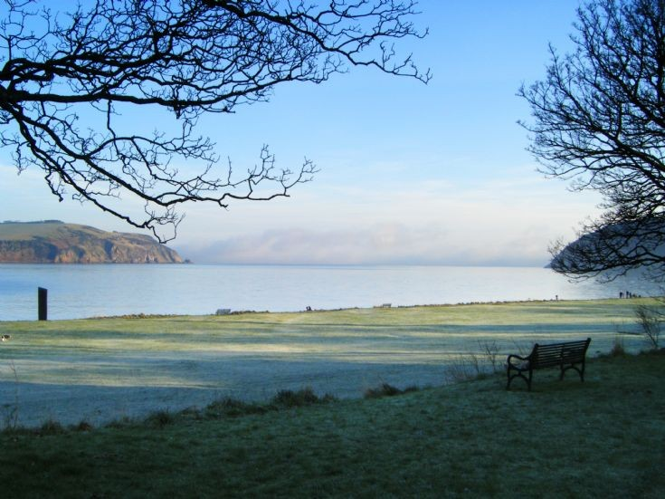 Frost on the Links