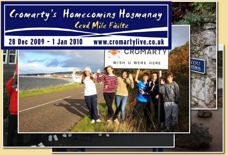 Cromarty's Homecoming Hogmanay