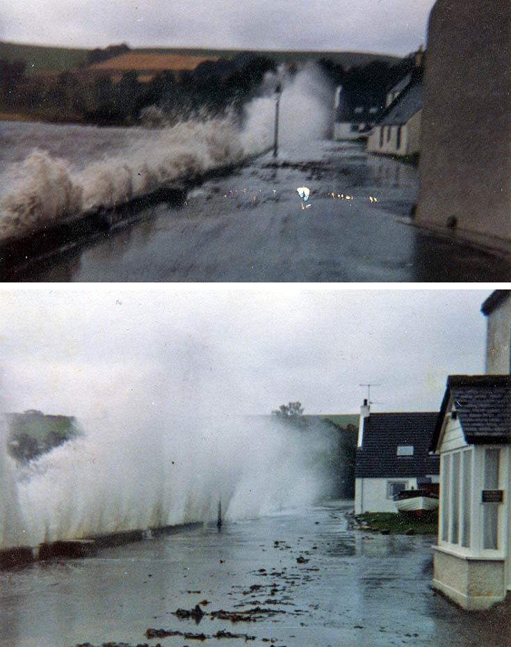 Fishertown Storm in 1978