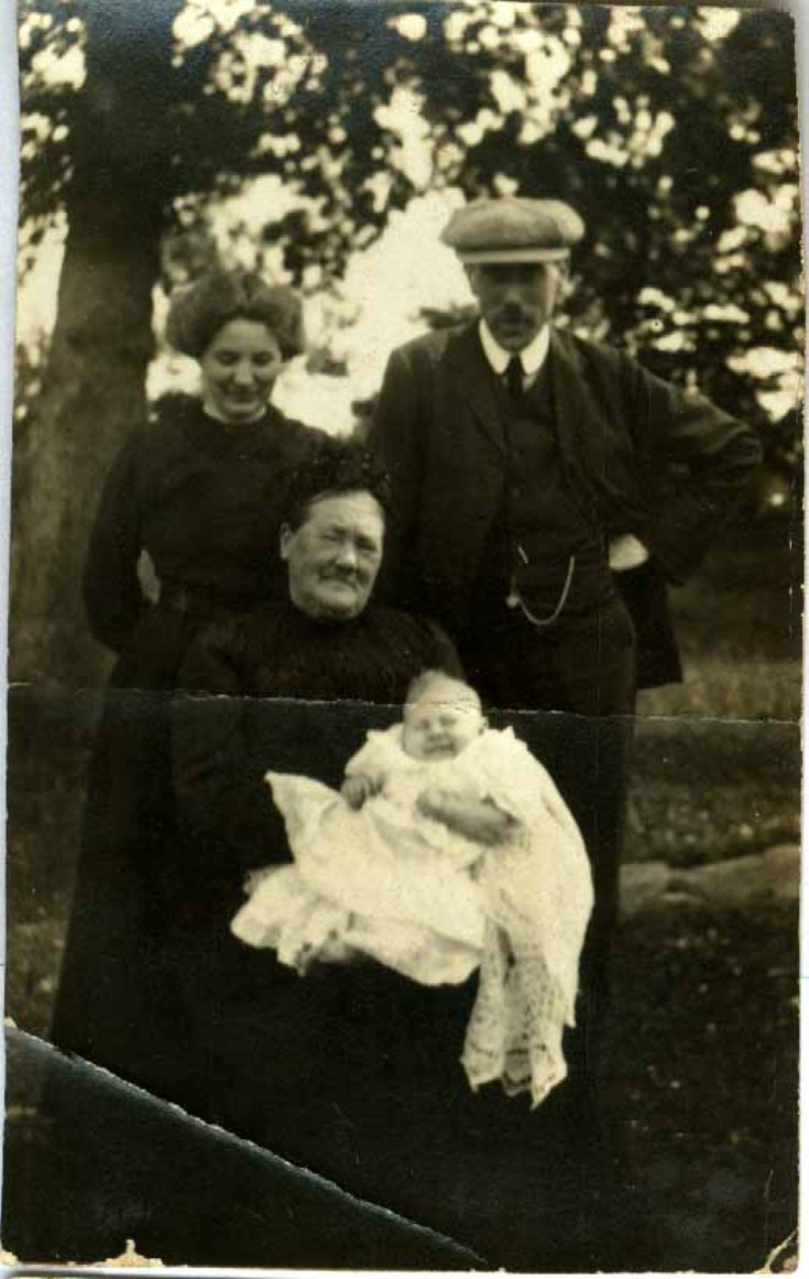 Maclean Family - 1912