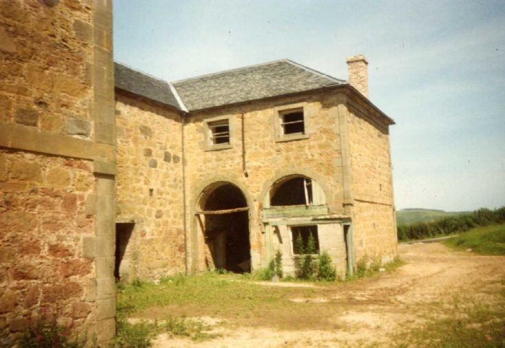 The Stables pre restoration - c1980