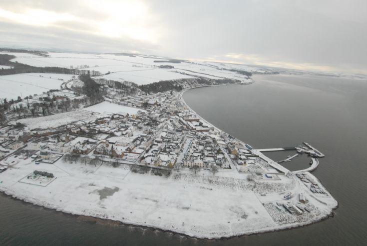 The big freeze - January 2010