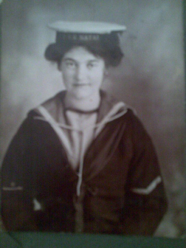 HMS Natal Sailor - 1908