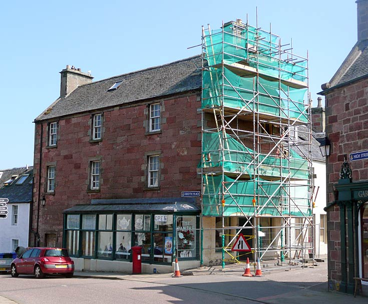 External repairs starting on 1, Forsyth Place