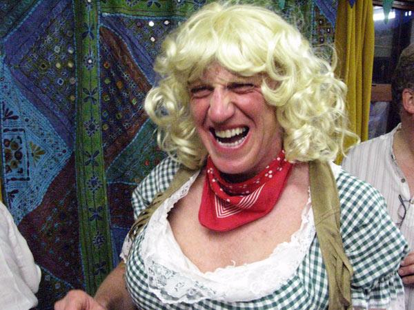 Dolly Parton?