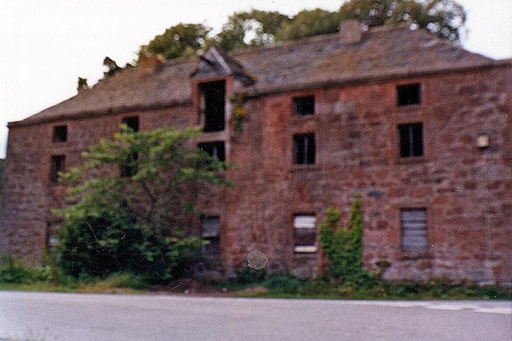 The Brewery - derelict c1980