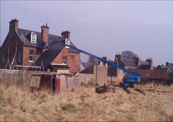 Broadband Aerial Installation - 2003