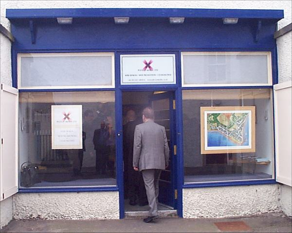 Opening of Cromarty Broadband - 25/3/2003