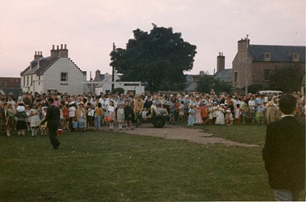 Gala Week Fancy Dress Parade - c1969