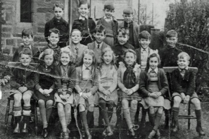 Cromarty School 1947?