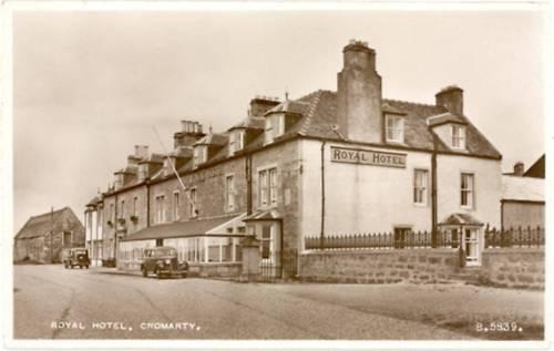 Royal Hotel c1952