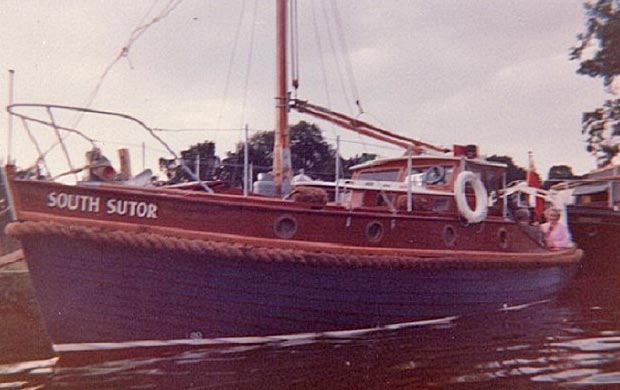 South Sutor Boat