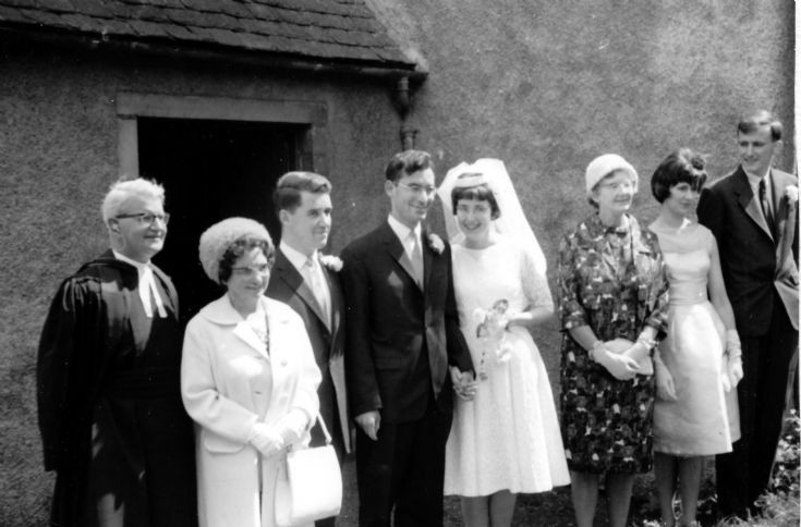 East Church Wedding 22 June 1963