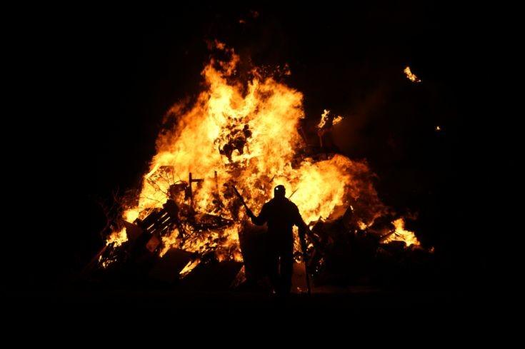 Bonfire 2010