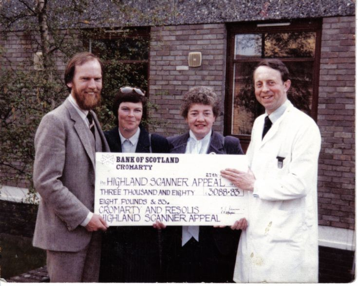 Dr Charles Hendry, Marjorie Johnson (was) Valerie Heather Straugheir (was