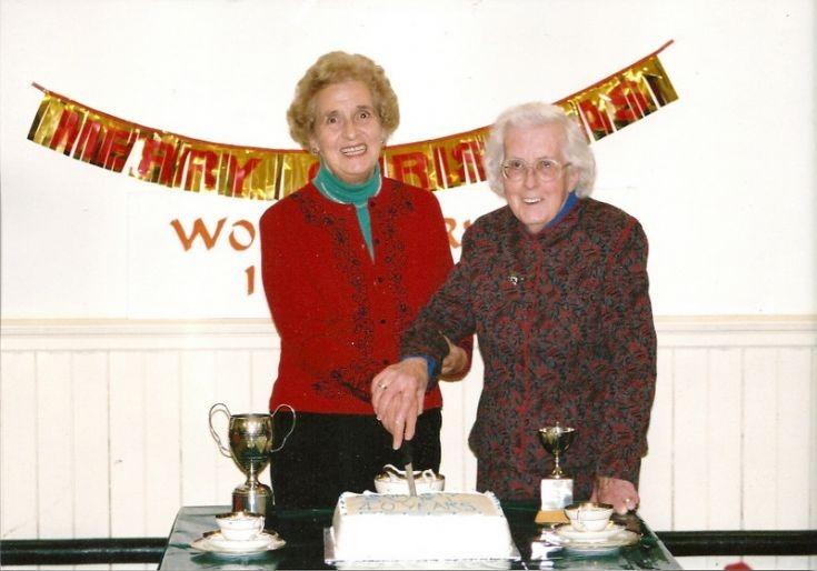 WRI 40th Anniversary