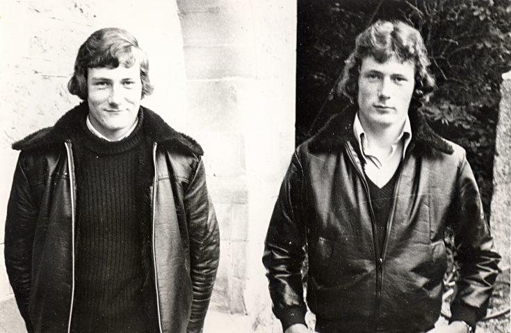 Angus & John Macaskill