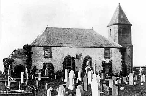 Gaelic Chapel - c1920