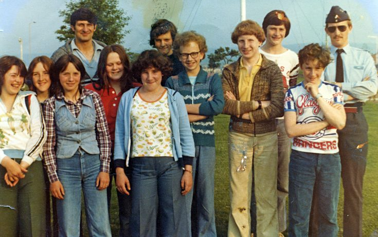 Youth Club Outing - c1978