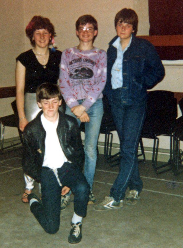 Youth Club c1980
