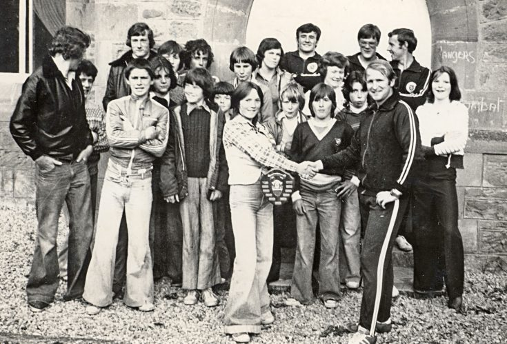Youth Club c1977