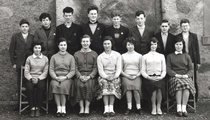 School photo - c1959