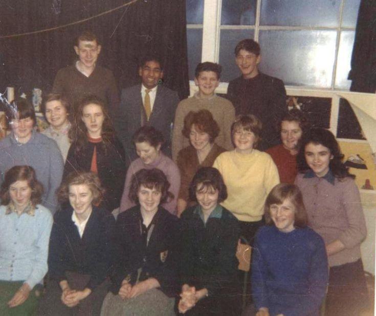 Senior Pubils - c1964