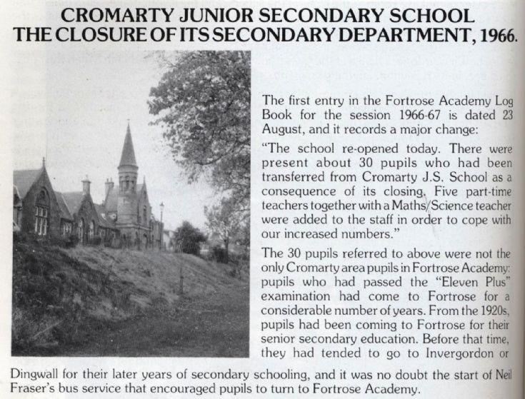 Cromary School