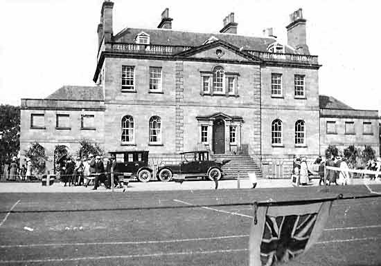 Cromarty House - c1918