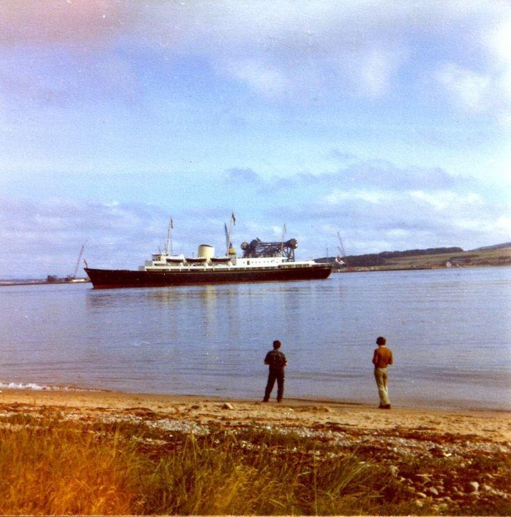 Royal Yacht, Britannia