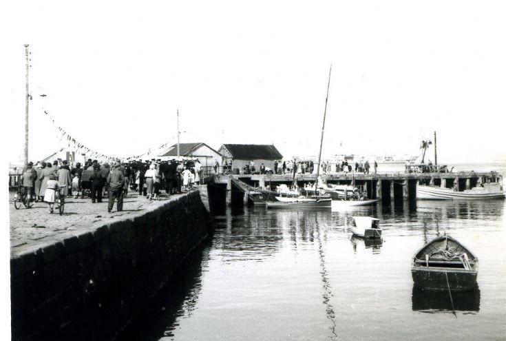 HRH Visit 1964