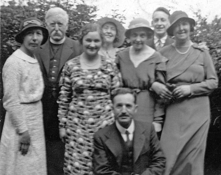 Cromarty School Staff - 29 June 1934