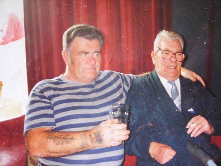 Buller and Skip Mackay