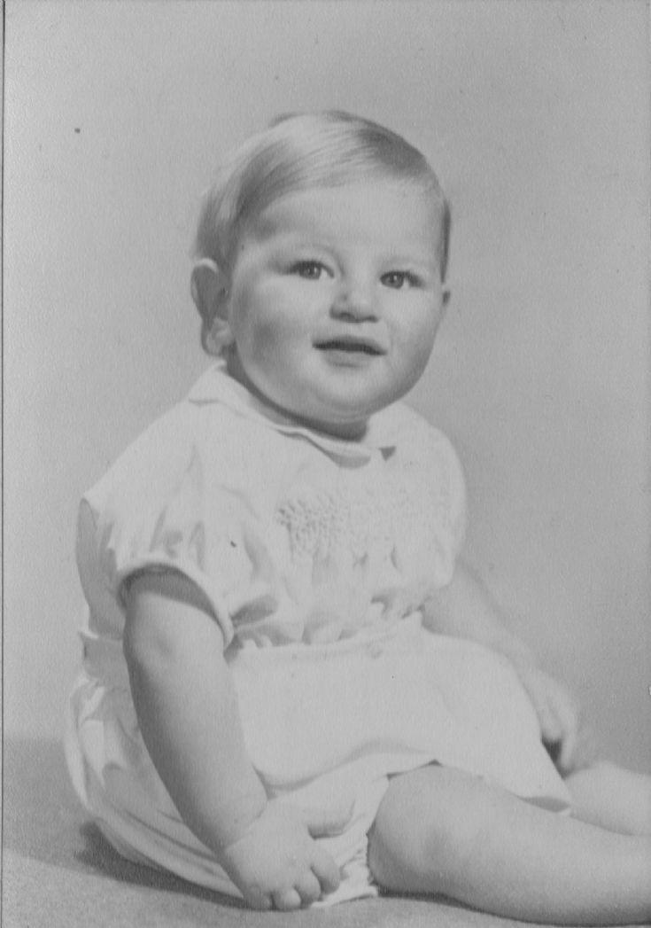 Robert Hogg - c1955?