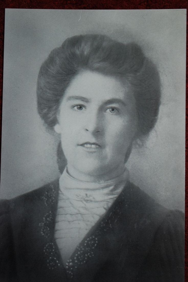 Nellie Hogg. Mother of Annie, James, Nellie, Gordon and Bobby Hogg