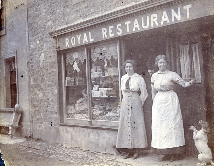 Royal Restaurant c1935
