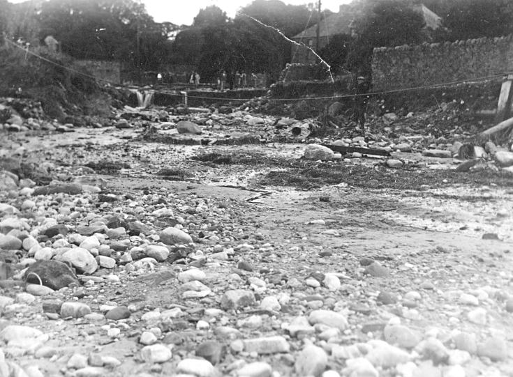 Flood of 1940 at Burnside