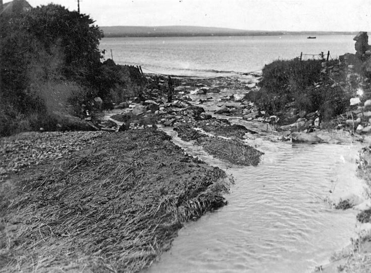 Flood of 1940 at Burnside
