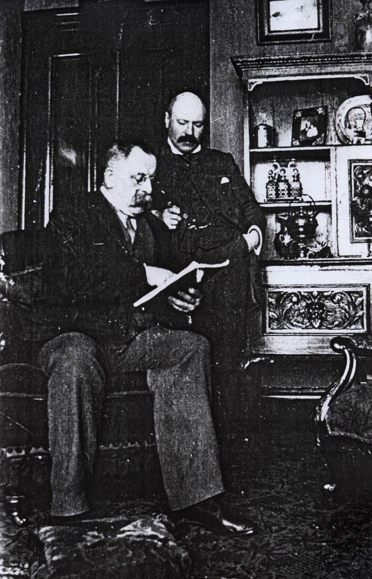 Alexander Holm Mackenzie, of 4 Barkly Street, Cromarty.