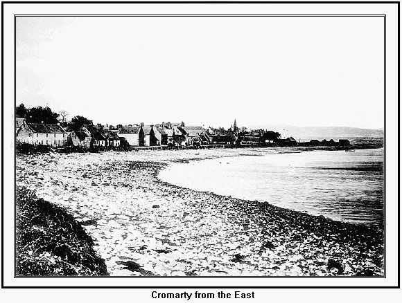 Cromarty from the East