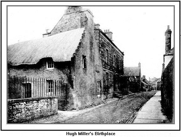 Hugh Miller Cottage
