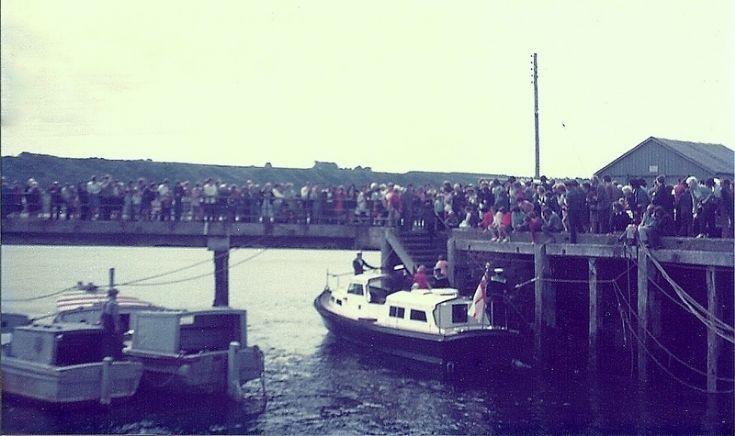 Royal visit 1974