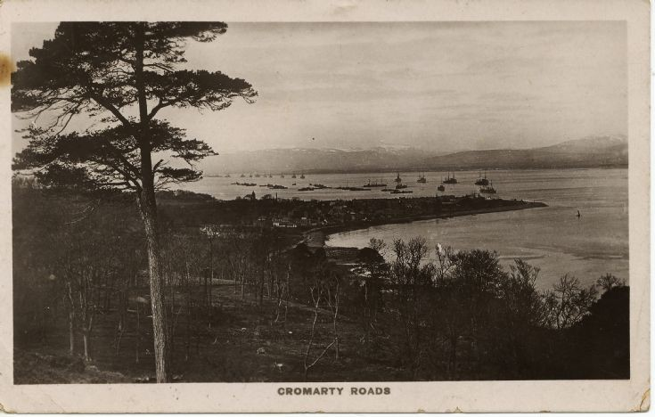 Cromarty Roads