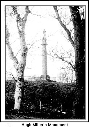 Hugh Miller Monument