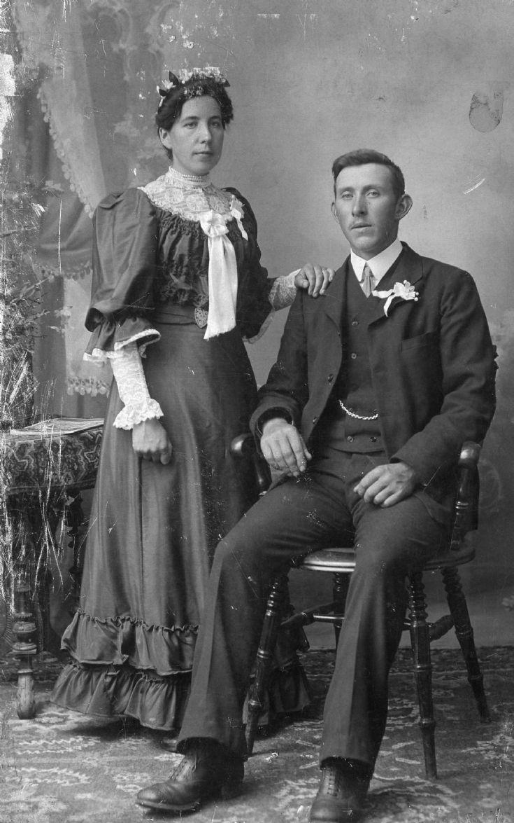 Kenneth Sutherland & Catherine Margaret Miller Campbell