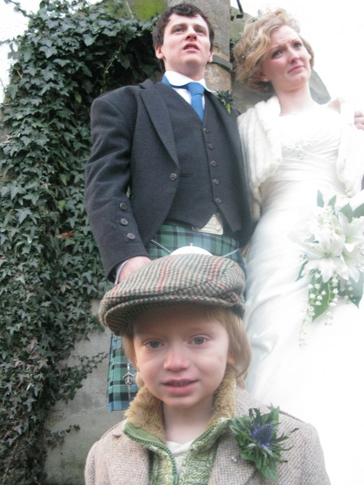 Evan and Roisin's Wedding