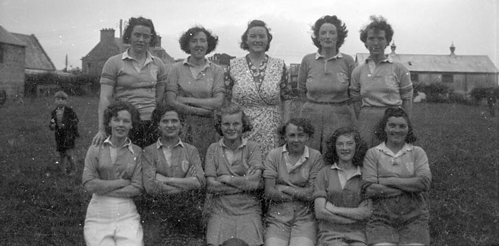 Cromarty Ladies' Football Team