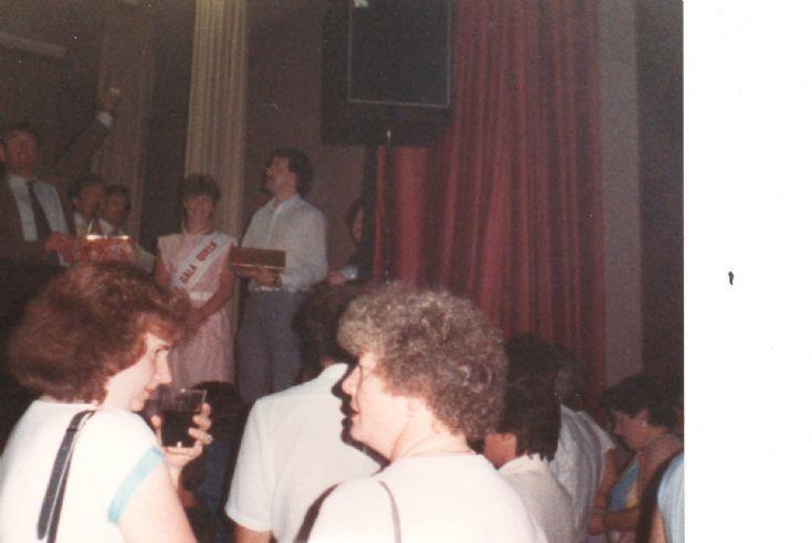 Cromarty Gala 1984