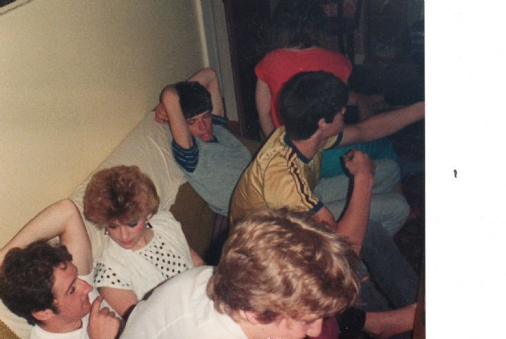 Dicky's Party c1980