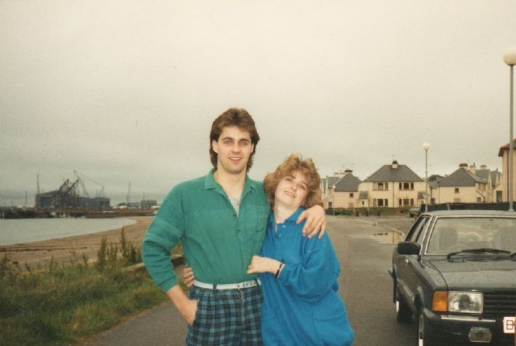 David Dillon & Helen Chisholm - c1986